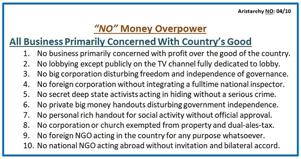 No Money Overpower