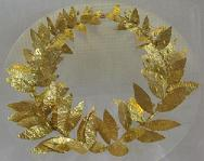 Gold Laurels Crown